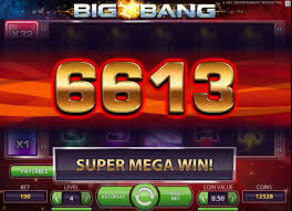 Big bang supermegawin