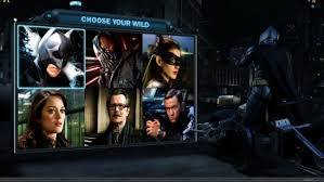 TDKR choose your wild